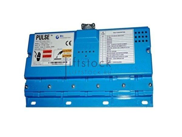 Блок контроля ремней OTIS PULSE 5 канатов D-30 mm