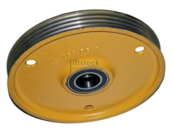 Отводной блок противовеса OTIS 2000R 400х4х10 630 кг FO263BE2 LS01600