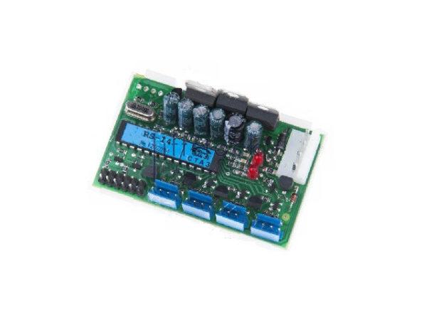 GDA25005B10 OTIS Плата RS-14 СТАЗ LS35182
